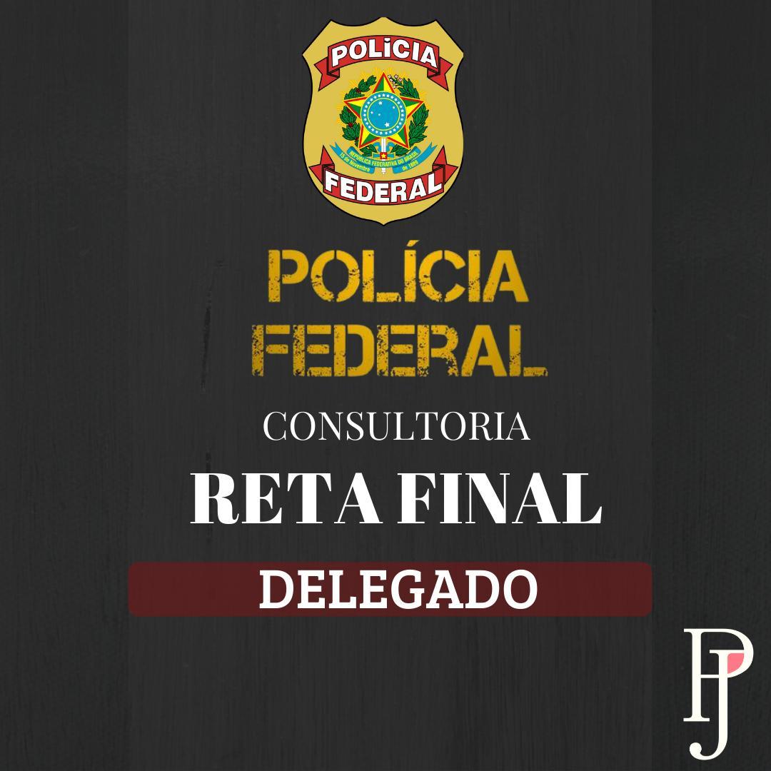 Delegado - PF