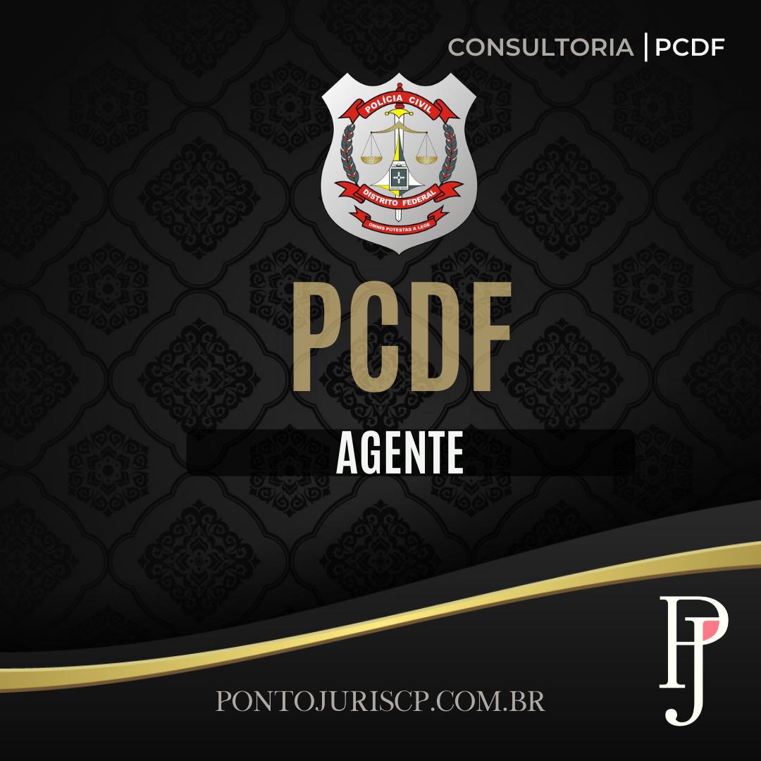 Plano BLACK - AGENTE/PCDF
